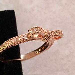 d27716880 Pandora Jewelry - Pandora Rose Sparkling Bow Ring Size 56 (7.5)